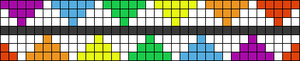Alpha pattern #63429