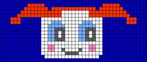 Alpha pattern #63432