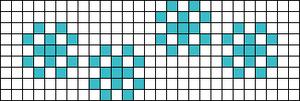 Alpha pattern #63436