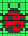 Alpha pattern #63437
