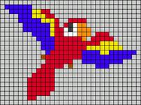 Alpha pattern #63438