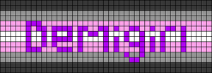 Alpha pattern #63441