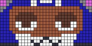 Alpha pattern #63443