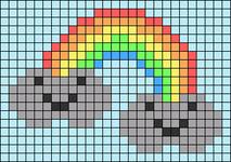 Alpha pattern #63445