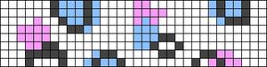 Alpha pattern #63481