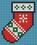 Alpha pattern #63482