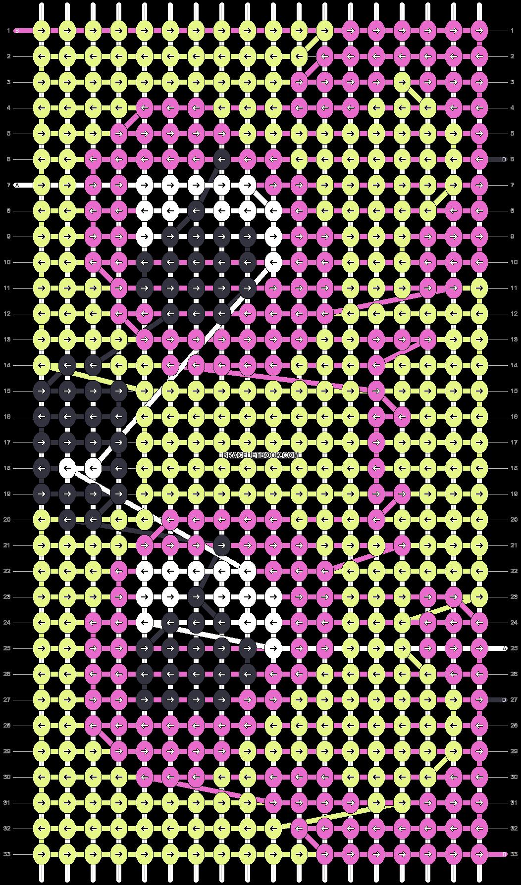 Alpha pattern #63484 pattern