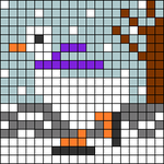 Alpha pattern #63493