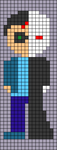 Alpha pattern #63494