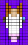 Alpha pattern #63495