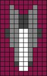 Alpha pattern #63499