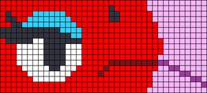 Alpha pattern #63502