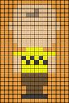 Alpha pattern #63503