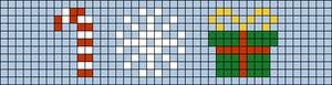 Alpha pattern #63504
