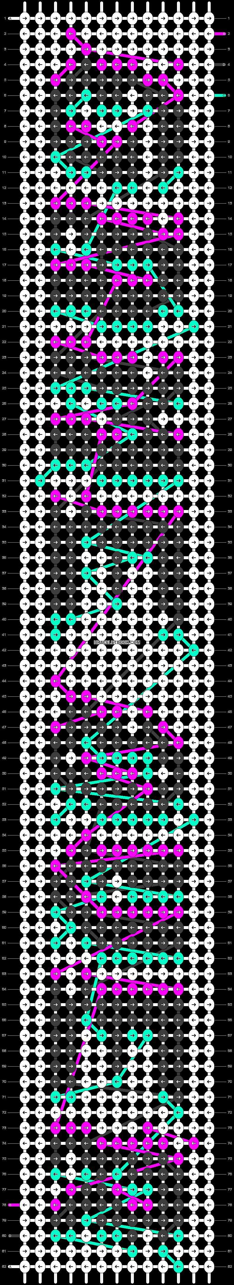 Alpha pattern #63506 pattern