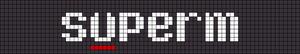 Alpha pattern #63507