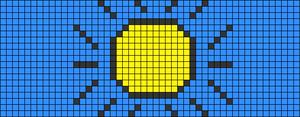 Alpha pattern #63508