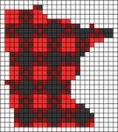 Alpha pattern #63510