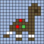 Alpha pattern #63539