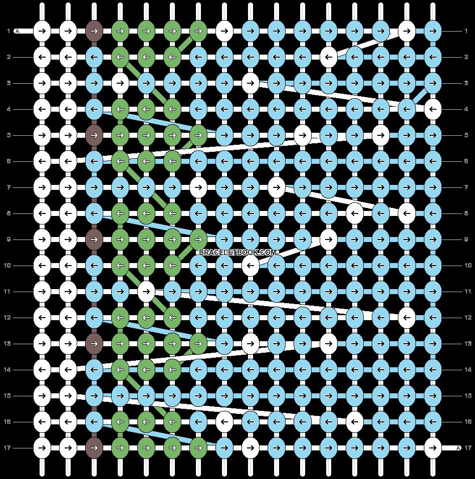 Alpha pattern #63557 pattern