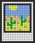 Alpha pattern #63558