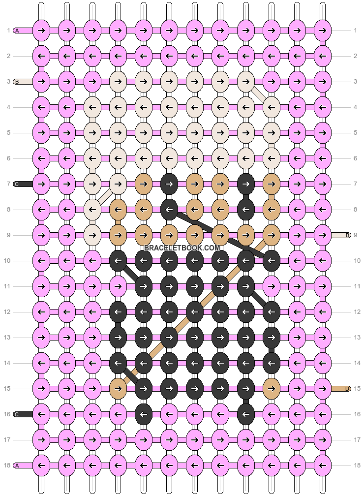 Alpha pattern #63565 pattern