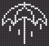 Alpha pattern #63579