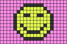 Alpha pattern #63592