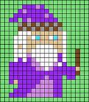 Alpha pattern #63614