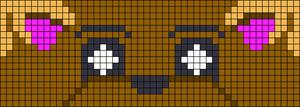 Alpha pattern #63619