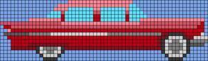Alpha pattern #63620
