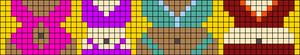 Alpha pattern #63621