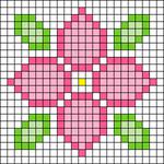 Alpha pattern #63626