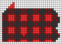 Alpha pattern #63634