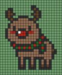 Alpha pattern #63636