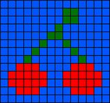 Alpha pattern #63639