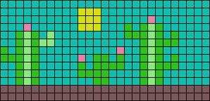 Alpha pattern #63647