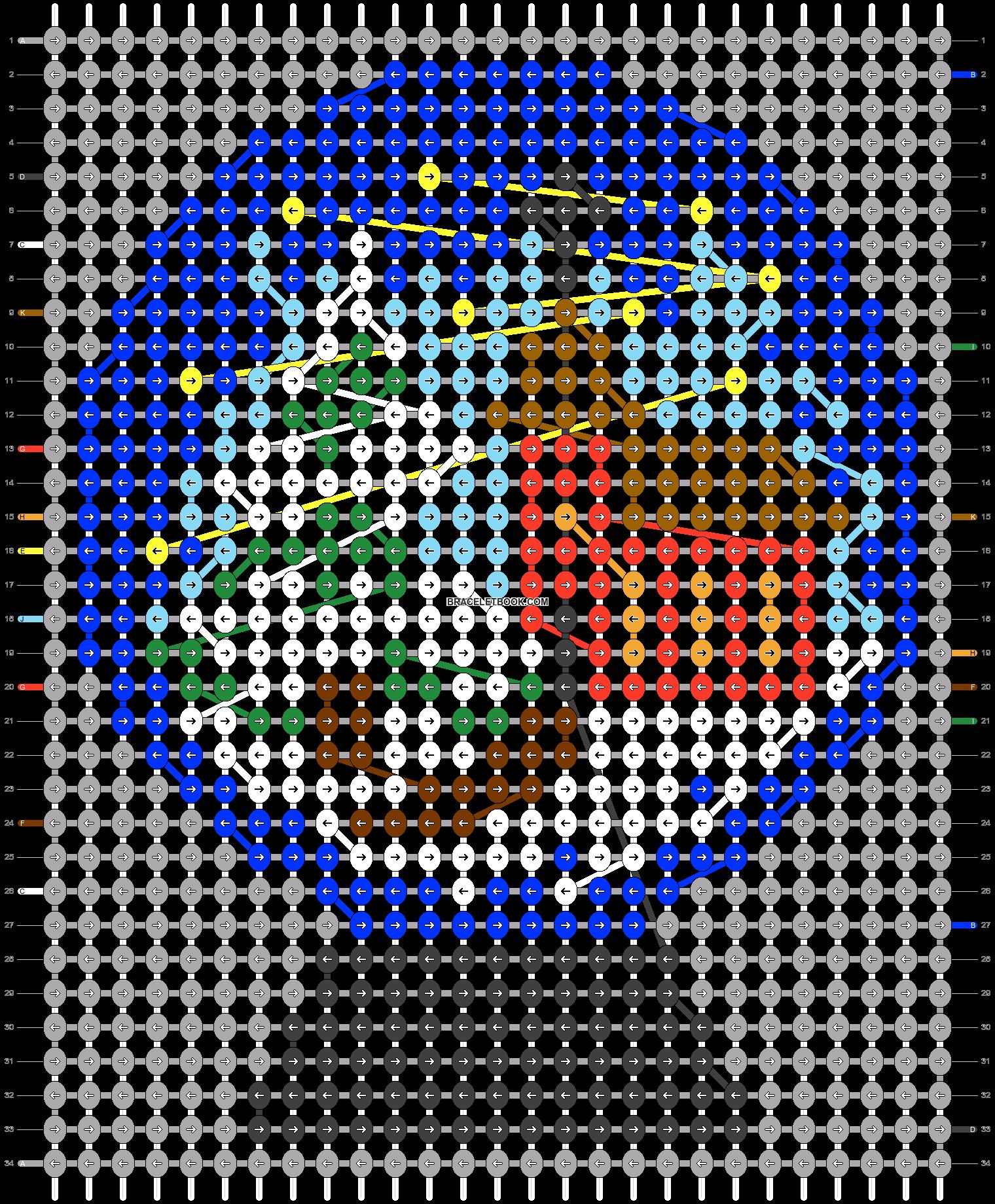 Alpha pattern #63648 pattern