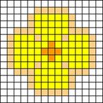 Alpha pattern #63650