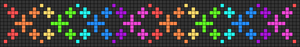 Alpha pattern #63654