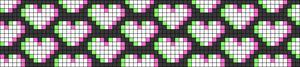 Alpha pattern #63658