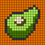 Alpha pattern #63664
