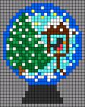 Alpha pattern #63689