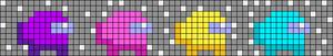 Alpha pattern #63693