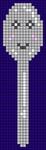 Alpha pattern #63698