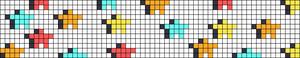 Alpha pattern #63704