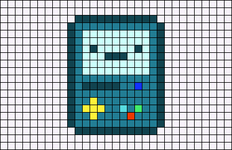 Alpha pattern #63714