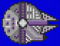 Alpha pattern #63715
