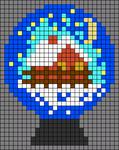 Alpha pattern #63716