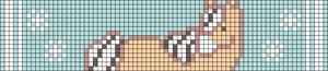 Alpha pattern #63725